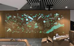 Hong Kong & EMSD interactive wall