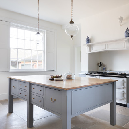 Kitchens and utility