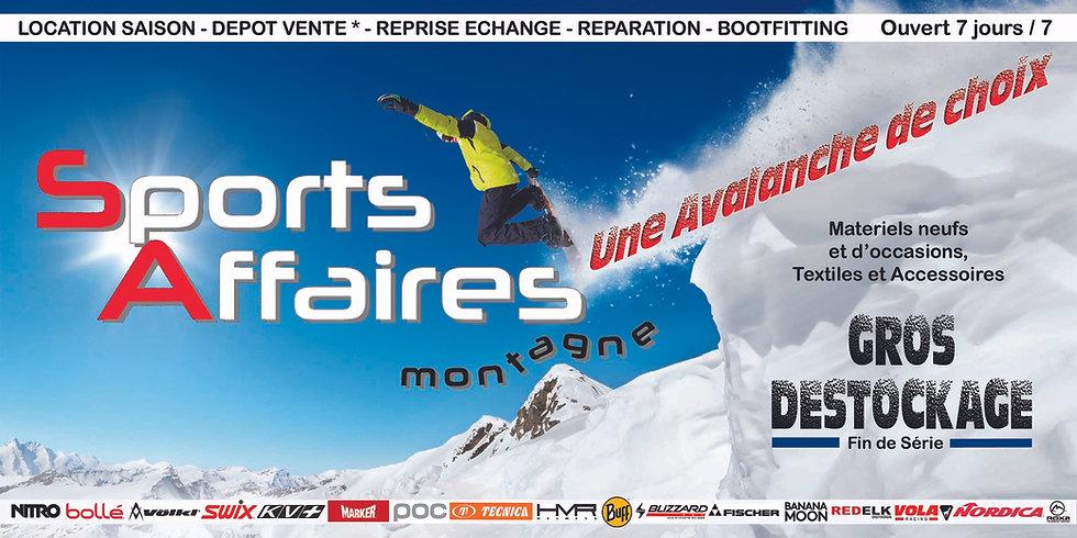 Sport Affaire Montagne recto hiver 2019.