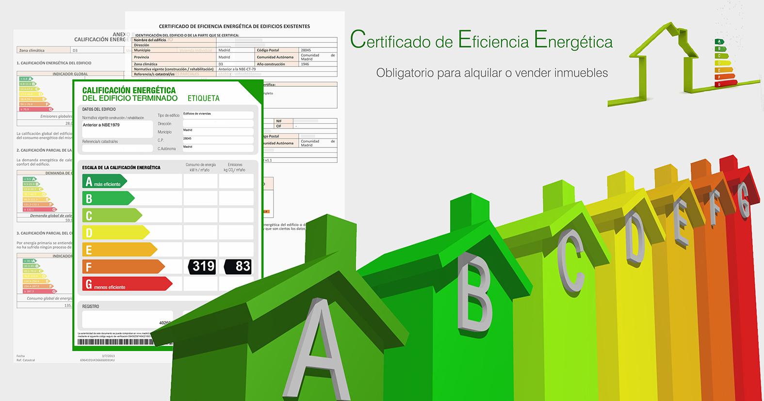 CERTIFICACIONES ENERGETICAS