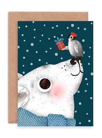 ENCHR017 Polar Bear & Penguin.jpg