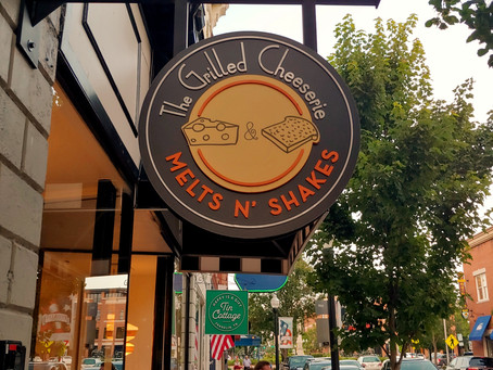 The Grilled Cheeserie: New to Nashville Food Scene?