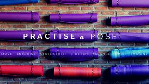 Practice a Pose