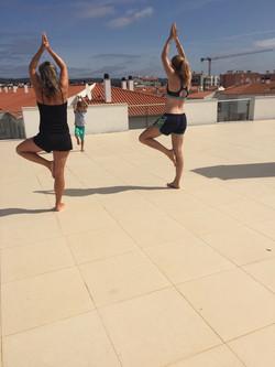 Holiday Yoga New Teacher