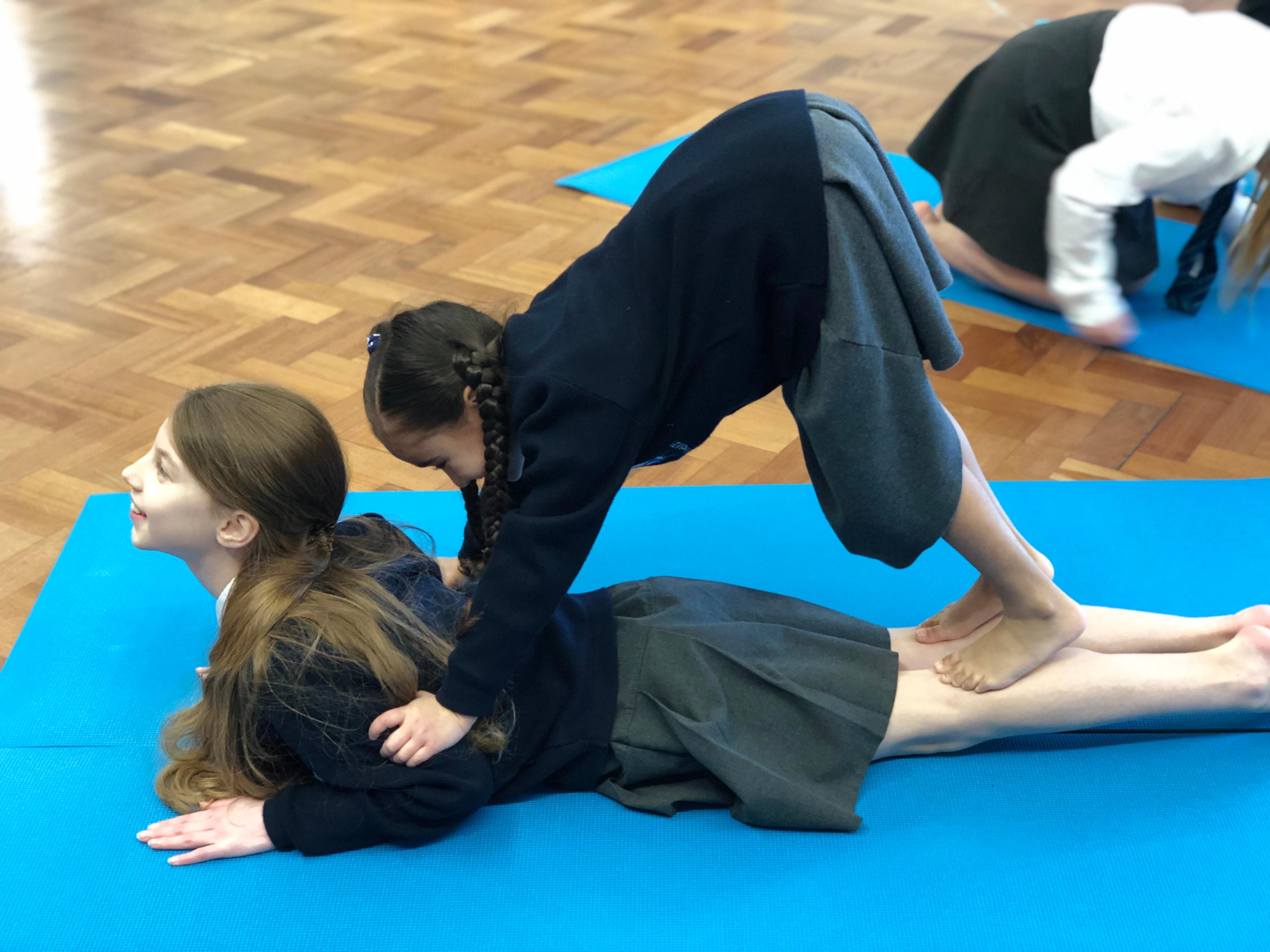 Windhill21 Before School Yoga Club