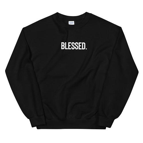 """Blessed"" Unisex Sweatshirt"