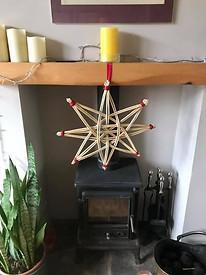 Scandi Star decoration
