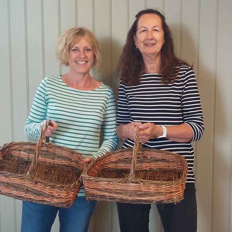 Willow garden trug workshop - £65