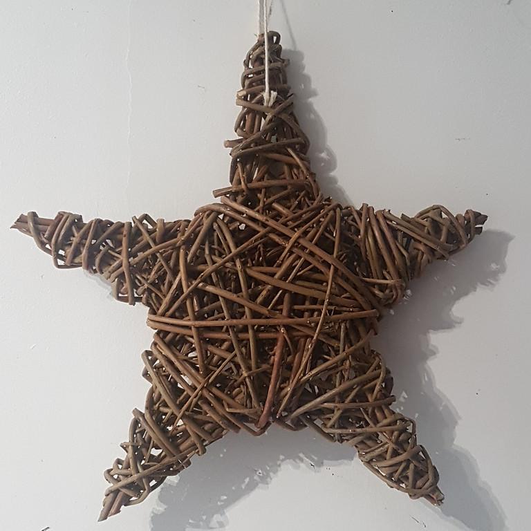 Random weave star £35