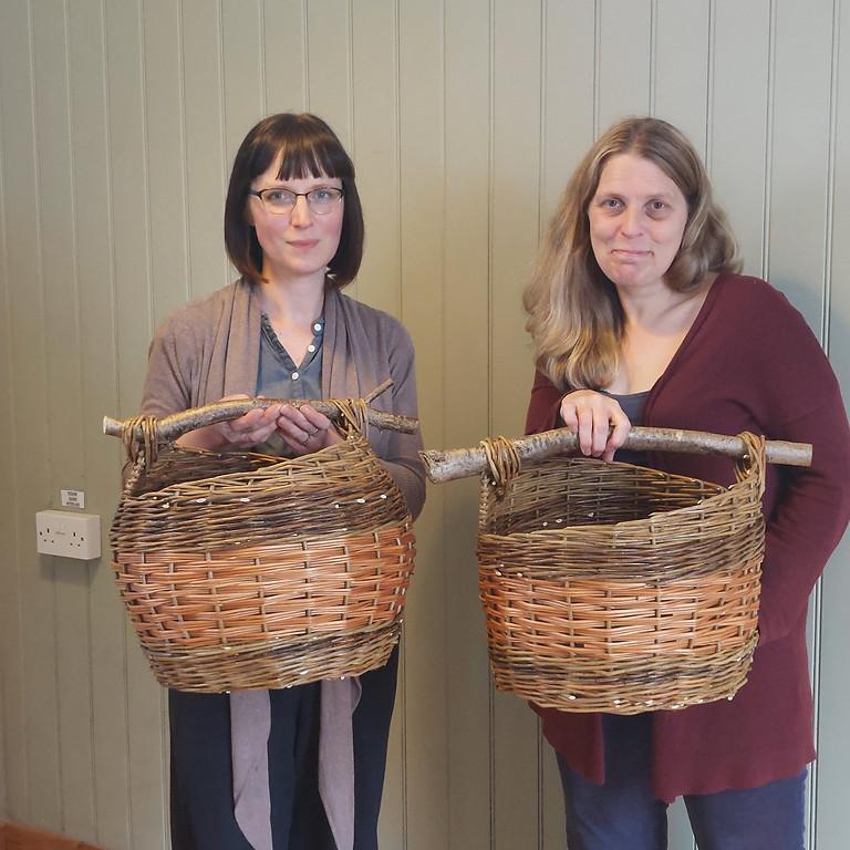 Asymmetric basket workshop - £65