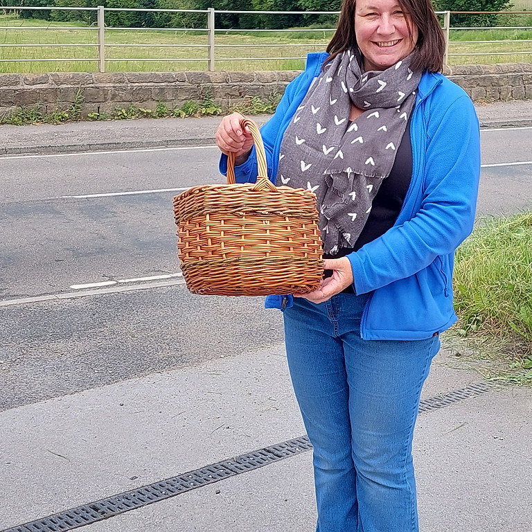 Round Basket Workshop - £65