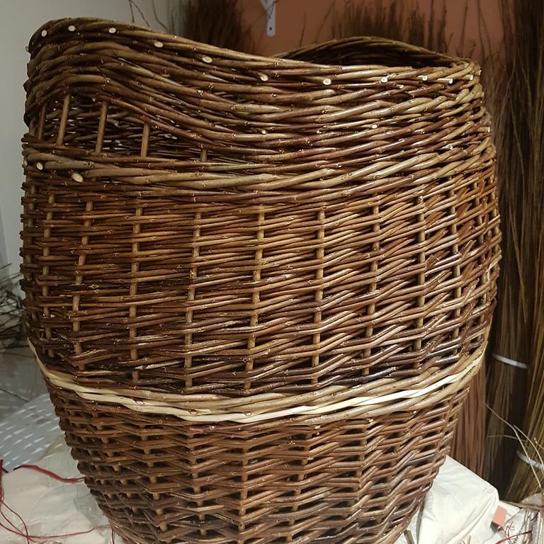 Log Basket Weekend Workshop  (2 days) - £130