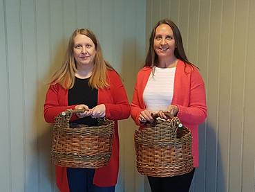 Asymmetric basket workshop