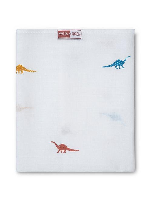 Dinosaur muslin comforter - Pack of 6