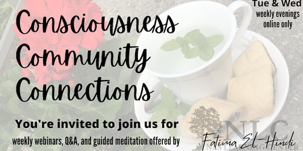 """Triple C: Consciousness Community Connections"" (1)"