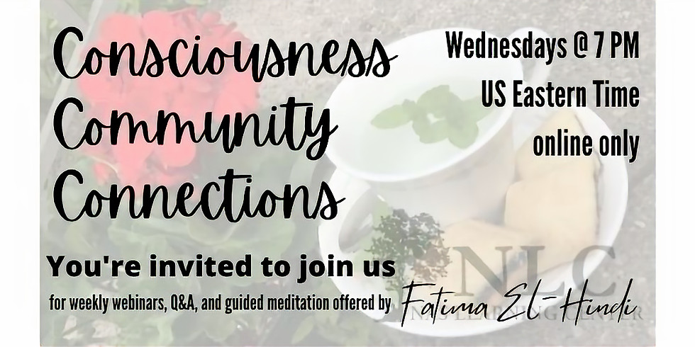 """Triple C: Consciousness Community Connections"""