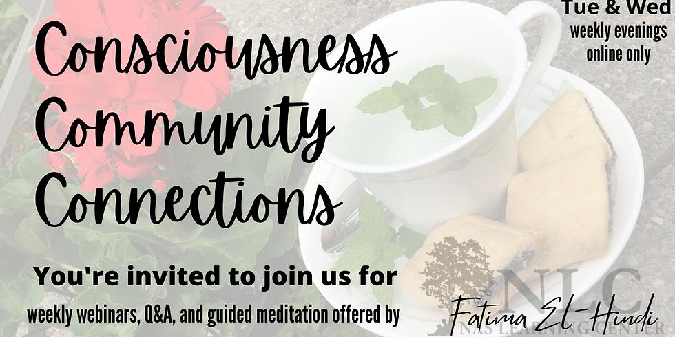 """Triple C: Consciousness Community Connections"" (3)"