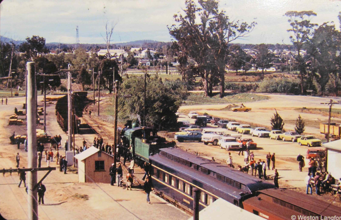 Orbost Station, early 1980s, special exc
