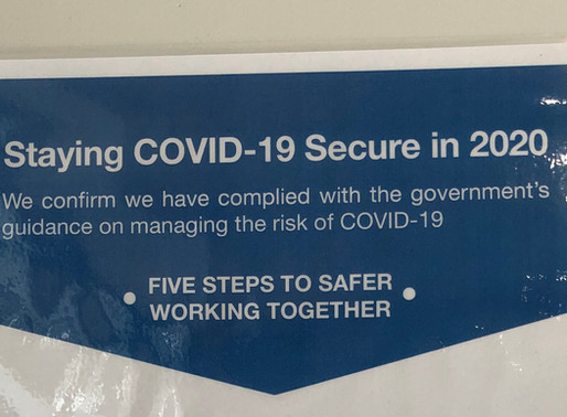 Atherton York is COVID-19 Secure