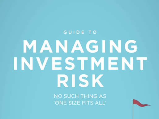 Guide to Managing Investment Risk