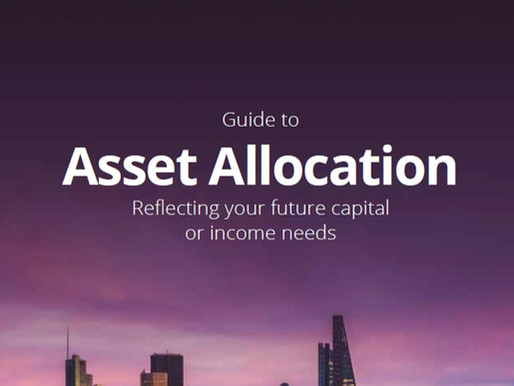 Guide to Asset Allocation