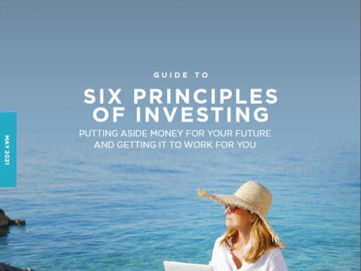 Guide to the Principles for Successful Investing