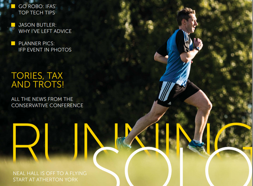 Atherton York featured in New Model Advisor Magazine