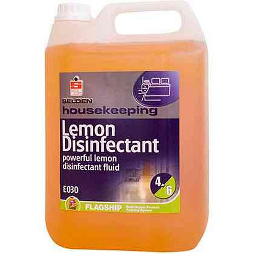 Selden E030 Lemon Disinfectant 5L