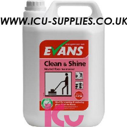 Clean & Shine5L