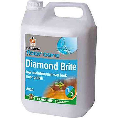 Diamond Brite A014 Floor Polish 5L