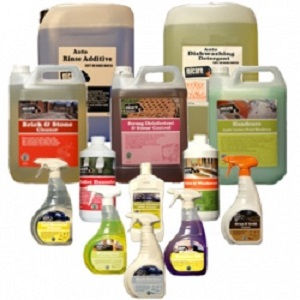 Janitorial Chemicals