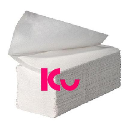 V fold Interleaved Paper Towels 2 Ply
