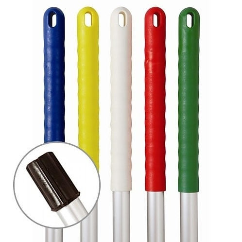 Blue Exel Mop Handle Push Fit