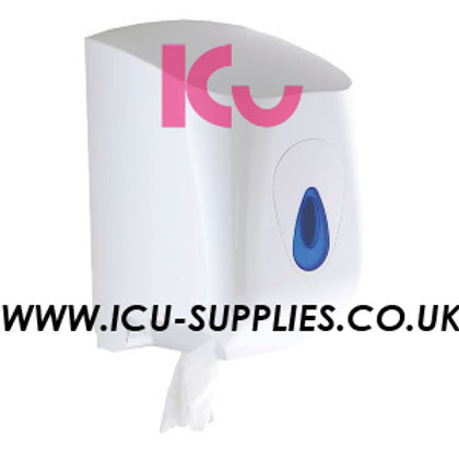 Centrefeed Dispenser White