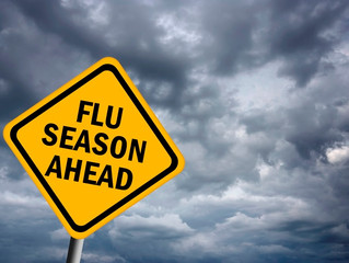 Winter bugs, coughs and flu