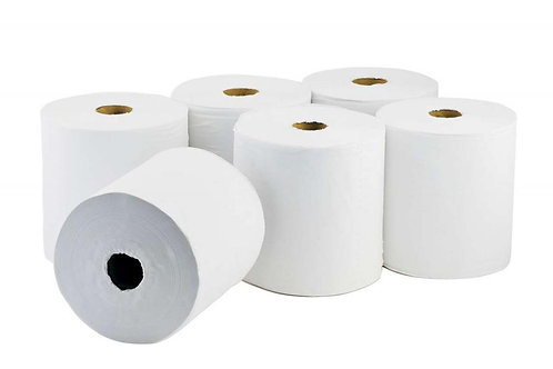 Centrefeed White 2Ply 150M packsize 6