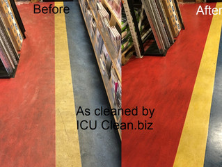 How to strip, seal and polish vinyl flooring