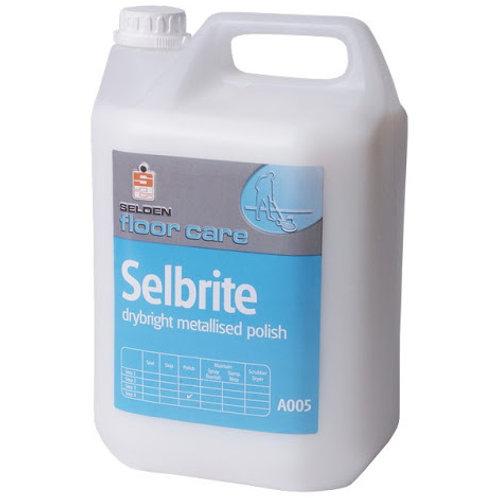Selbrite A005 Floor Polish 5L