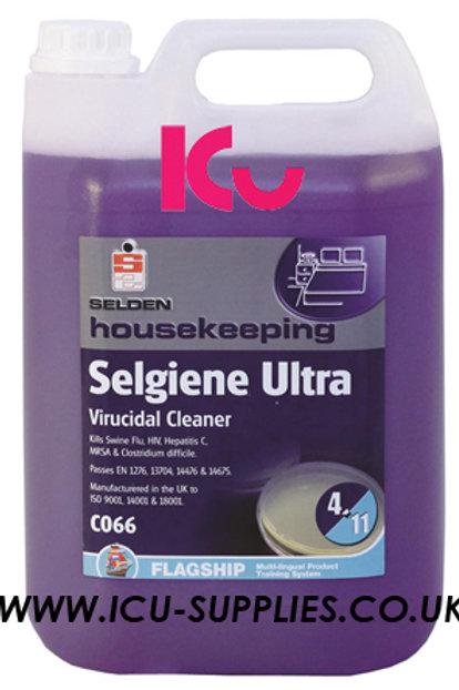Selgiene Virucidal cleaner C066 5L