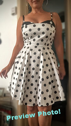 Darling Dots Dress