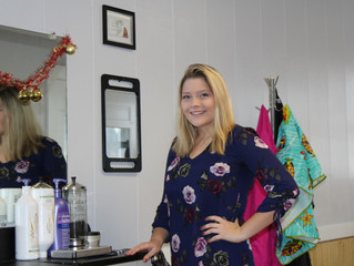 Courtney Derrington: Cosmetology Alumni and Woodsville NH Business Owner