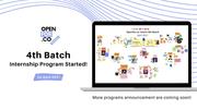 Internship Program Activities - 4th Batch