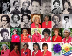Past Presidents Collage