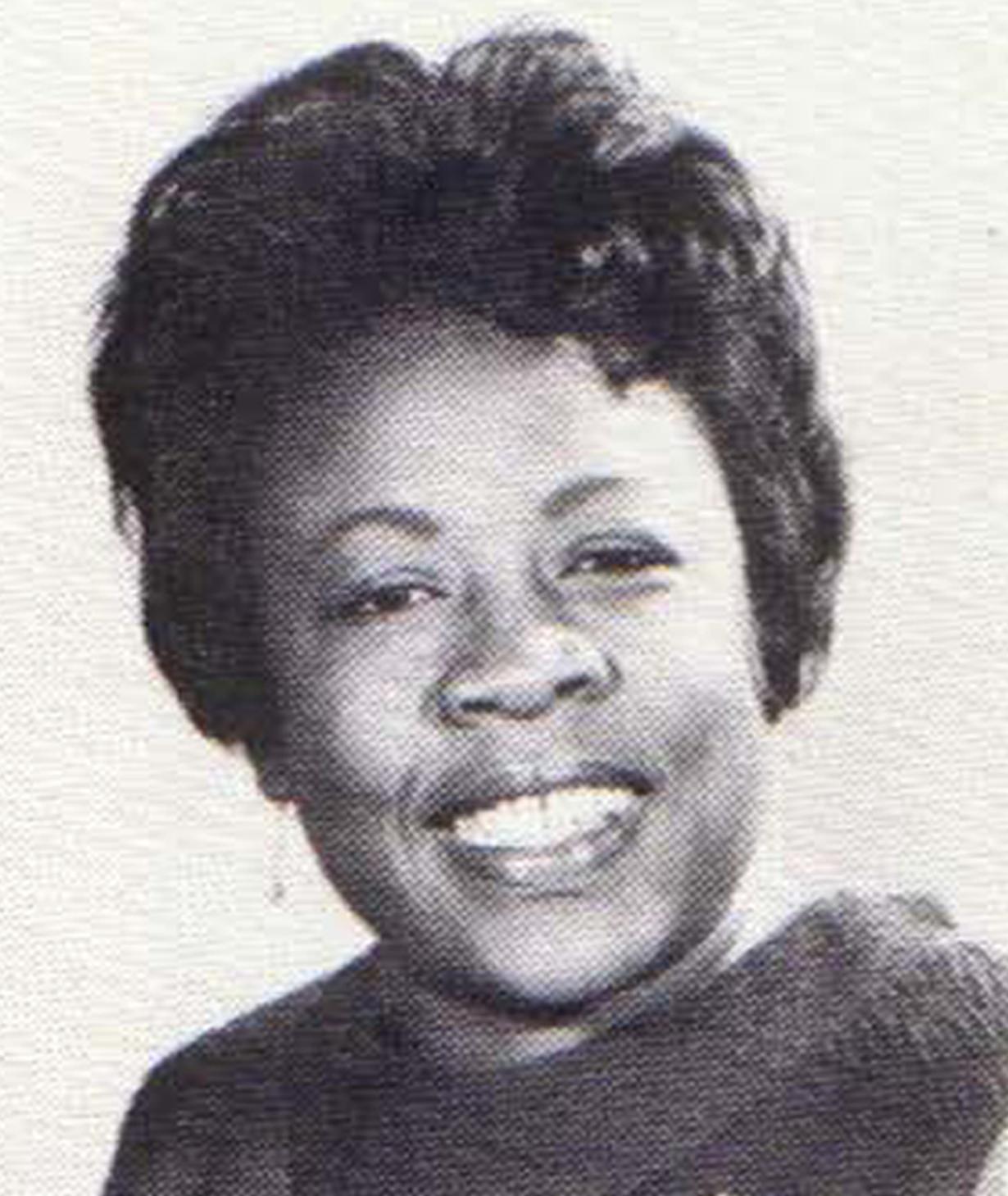 17th Dorothy Sawyer 1972-1976