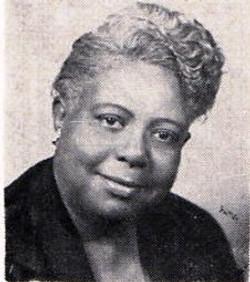 3rd Frances Tucker 1943-1944