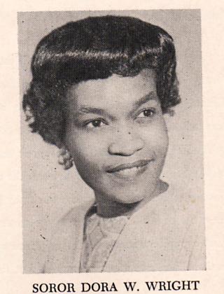 16th Dora Wright 1970-1972