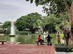 AIT Fountain