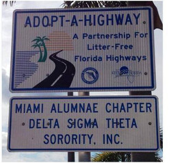 Adopt-A-Highway DST MIA