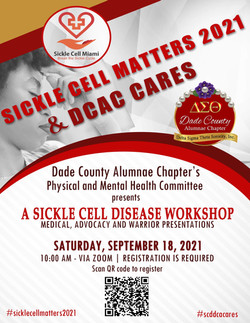 Dade Sickle Cell Flyer