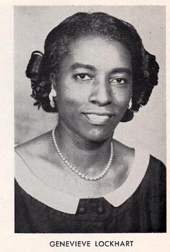 10th Genevieve Lockhart 1958-1960